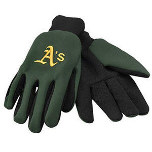 Other - Oakland Athletics A's MLB Utility Work Gloves